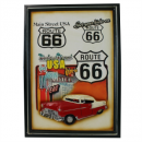 Holzbild Route 66